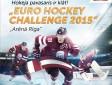"""Sākas biļešu tirdzniecība uz """"Euro Hockey Challenge"""" spēlēm """"Arēnā Rīga"""""""
