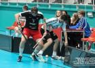 """Foto: Čempioniem smagi nākusi uzvara pār """"Ķekavu"""""""