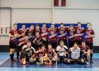 "Foto: 2. līgas bronzu iegūst ""SK Slampe/Zevid"""