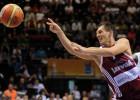 Foto: Latvija sāk ar zaudējumu Francijai
