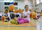"Foto: ""Basketbols aicina"" startē Madonā"
