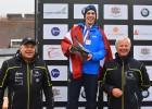 Foto: Krists Netlaus Siguldā izcīna pasaules vicečempiona titulu junioriem
