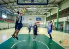 Foto: VVL basketbolā ceturtdaļfināla spēles