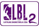 """LBL2: """"BJBS Rīga/Jugla/b.a.L.L."""" pārliecinoši uzvar """"Jēkabpils -2"""""""