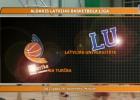 Video: Aldaris LBL: Turība - LU. Pilna spēle