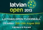 """Septīto reizi aicina florbola turnīrs """"Latvian Open"""""""