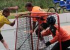 Vasaras florbola līgā noslēgušās A apakšgrupas spēles