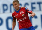 Cauņa iziet CSKA pamatsastāvā un runā par problēmu atkāpšanos