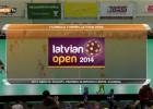 "Video: Latvian Open 2014. Fināls sievietēm. ""Nauka Trevelstroy"" - ""Rubene"". Spēles ieraksts"