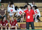 Sieviešu izlasei pirmā nometne jaunā trenera vadībā