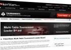 PokerStars paziņo par MTT Kopvērtējuma izmaiņām 2015. gadā