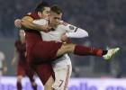 """Viens noraidījums un nevienu vārtu - """"Roma"""" un """"Milan"""" cīnās neizšķirti"""