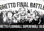 Video: Ghetto floorball superfināli 2015. Sacensību ieraksts