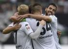 """Menhengladbaha turpina atgūšanos ar uzvaru pār """"Wolfsburg"""""""