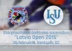 """Video: Šorttreka sacensības """"Latvia Open 2016"""". Sacensību ieraksts"""