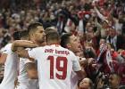 ''Sevilla'' sadauza ''Liverpool'' un triumfē Eiropas līgā