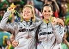 Traumu dēļ karjeru noslēgusi olimpiskā čempione Valkenhorsta