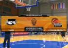 Video: LOC Cup basketbolā: Tartu - Liepāja/Triobet. Spēles ieraksts