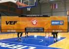 Video: Liepājas papīrs Cup 2016: VEF Rīga - Enisey, spēles ieraksts