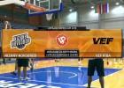 Video: Liepājas papīrs Cup 2016: Nizhny Novgorod - VEF Rīga, spēles ieraksts
