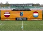 Video: Eiropas čempionāta Ziemeļu zonas pirmās konferences turnīrs regbijā. Latvija - Luksemburga. Spēles ieraksts