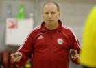 Telpu futbola izlase Baltijas kausa ievadā pārspēj Igauniju