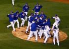 """""""Cubs"""" pēc 71 gada pārtraukuma spēlēs Pasaules sērijā"""