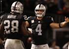 """""""Raiders"""" pārspēj """"Broncos"""" un pievienojas līderiem"""