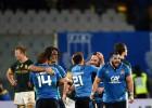Itālija pārspēj DĀR, Jaunzēlande revanšējas pret īriem