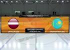 Video: Pārbaudes spēle hokejā: Latvija U20 - Kazahstāna U20. Spēles ieraksts.
