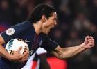 Kavani ar diviem vārtiem izglābj PSG no zaudējuma līderu duelī