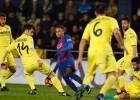 """Mesi glābj """"Barcelona"""" no vēl viena zaudējuma, bet tituls vēl apdraudētāks"""