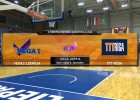 Video: EEWBL: Vega1Liepāja - TTT Rīga, spēles ieraksts