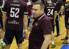 """U-21 handbolistu treneris: """"Trešā vieta bija paredzams iznākums"""""""