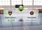Video: Triobet/Ulbroka - FBK Valmiera - Elvi florbola līga. Spēles ieraksts