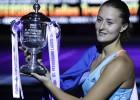 Mladenovičai beidzot pirmais WTA tituls vienspēlēs