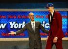 Svilpieni un sajūsma Ņujorkā: 10 nozīmīgākās Latvijas dienas NBA
