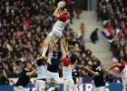 Skotiju pieviļ disciplīna, Francijai pirmā uzvara