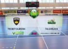 Video: Elvi florbola līga. Triobet/Ulbroka - Talsi/Irlava. Spēles ieraksts