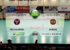 Video: FBK Valmiera - Rubene. Ceturtdaļfināla 1. spēles ieraksts