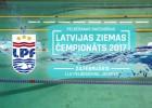 Video: Latvijas ziemas čempionāts peldēšanā. Sacensību 1. dienas ieraksts