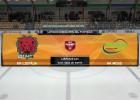 Video: Latvijas hokeja virslīga. Pusfināla 3.spēle: HK Liepāja - HK Mogo. Spēles ieraksts.