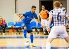 Telpu futbola Virslīgā čempionātā sāksies izslēgšanas spēles