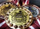 """Spiešanā guļus Latvijas čempionātā triumfē """"Rembate-Legacy"""""""