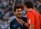 FIFA piespriež Mesi četru spēļu diskvalifikāciju par tiesneša apvainošanu