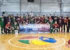 Veiksmīgi aizvadīta Latvijas Telpu futbola diena