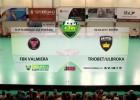 Video: Elvi florbola līga. Pusfināla 6.spēle: FBK Valmiera - Triobet/Ulbroka. Spēles ieraksts