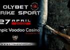 27. aprīlī notiks pirmās Strike sport sacensības Latvijā