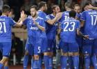 """""""Juventus"""" neitralizē """"Monaco"""" uzbrukumu un uzvar pirmajā spēlē"""