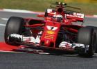 """""""Ferrari"""" piloti ātrākie trešajā treniņā, Fetelam un Botasam tehniskas problēmas"""
